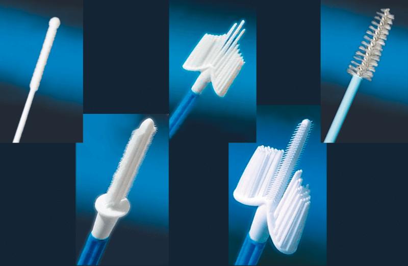 Инструменты для взятия биоматериала для получения мазка