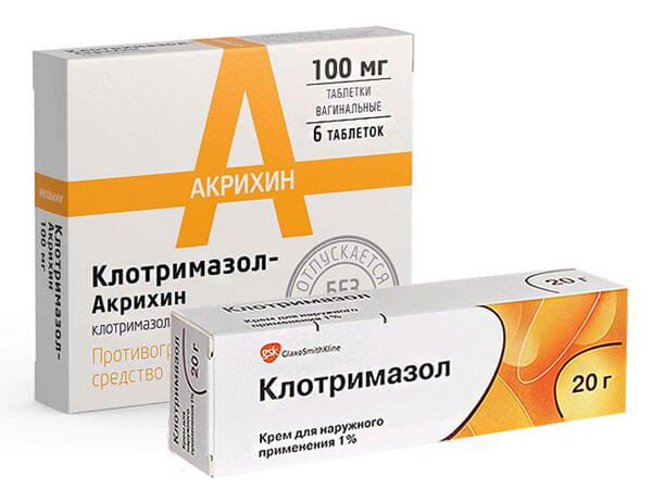 Лекарственные препараты на основе имидазола являются популярным средством лечения молочницы