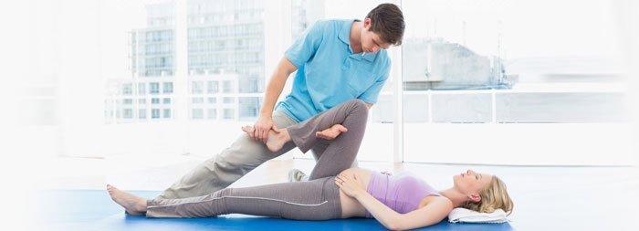 Лечебная гимнастика - самый простой способ лечения
