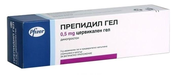 Препарат для подготовки ш.м. к родам