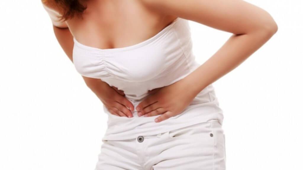 Затрудненное мочеиспускаение является одним из основных симптомов опущения шейки матки